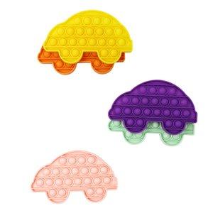 Sıcak Push Pop It Fidget Masaüstü Oyuncak Çocuk Matematik Zihinsel Hesaplama Oyunu Silikon Yetişkin Stres Kabartma Odaklı Duyusal Oyuncaklar Hediye G31903
