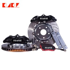 KLAKLE Brake Kit Good Price Auto Parts Racing Front Wheel Universal 4 Pot Rear Disc Caliper 5200 For Honda civic DC2