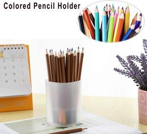 Desk Storage Box Bottles Pen Holder Cup Rack Pens Stationery Box, Suitable For Office, School, Household Goods