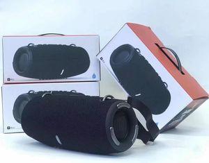 DHL Navire Marque XTREEM3 M3 Haut-parleurs Mini haut-parleur Bluetooth sans fil portable avec petit haut-parleur extérieure de package 4 couleurs