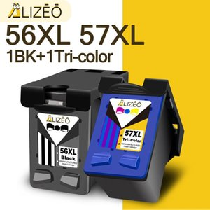 Ink Cartridges 56 XL Remanufactured For 57 Cartridge Chip Replacement 2110 2115 2210 2150 2175 2410 7550 7150 7350 Printer