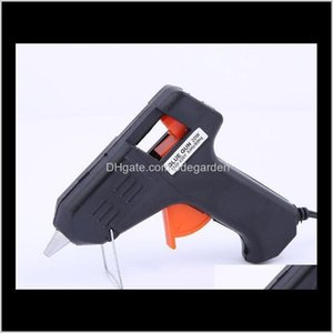 Arrive 20W Electric Glue Gun Heating Melt Glue Gun Crafts Album Repair D7Mm Kttkl Esux0