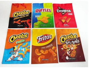 Cheetos Sac Crunchy Runtz Cookies Mylar Sacs Jokesup 1oz 600mg Doritos Sac Cheetos Puffs Fritos Volants Soulder Emballage MyLar Bagune