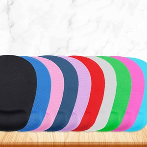 2021 H-02 Silicone Wrist PU Hand Support Mouse Pad Raised Hands Rest Memory Foam Comfort Pillow Ergonomic