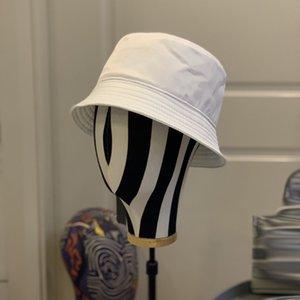 Fashion pescador chapéu homens e mulheres tendência com padrão de letra de triângulo invertido chapéus de rua de alta qualidade wf2103291