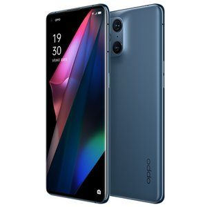 Original Oppo Find X3 Pro 5G Mobile Phone 12GB RAM 256GB ROM Snapdragon 888 50MP 4500mAh Android 6.7 inches AMOLED Full Screen Fingerprint ID Face IP68 Smart Cellphone
