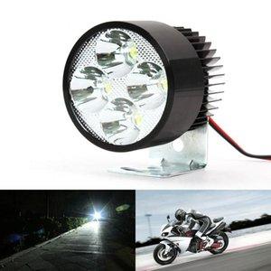 Car Headlights Motorcycle LED Spot Lamp Headlight Bulb 12V-85V 20W 4 Waterproof Motors Lights Accessories Bright Front