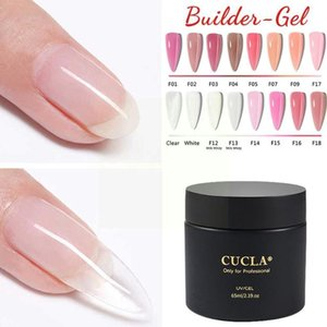 Nail Glitter 65ml Extension Gel Quick Potherapy Uv Removable Painless S5g9