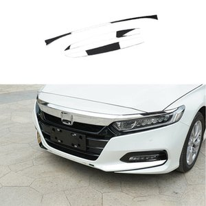 For Honda Accord 2018-2020 Front Bumper Grille Lower Strip 3PCS