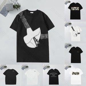 Designer Summer T shirts Men Women Short Sleeve Casual Tee Designers T-Shirt High Quanlity Loose Tees Size S-3XL
