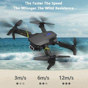 Global Drone 4K Camera Mini Veicolo WiFi FPV Pieghevole Pieghevole PROFESSIONAL RC Helicopter A Selfie Goney Giocattoli per batteria per bambini GD89-1