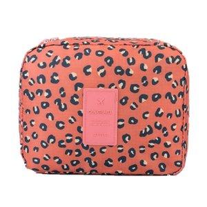 Многофункциональная водонепроницаемая косметическая сумка для косметики с ручкой, комфортабельный внутренний карманный камень для хранения туалетных принадлежностей ZZE5414