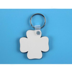 New 2020 sublimation mdf heart round blank key chain hot transfer printing blank keychains key ring jewelry material consumables
