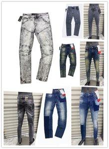 21ss Erkek Kot Klasik Erkek Ince Bacak Pantolon Adam Biker Business Dizel Tasarımcı Pantolon Erkekler Moda Rahat Olgun Trendy Denim Pantolon Hip Hop Pantolon Boyutu 29-40