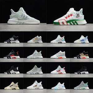 2021 New EQT Bask Support Mens Running Shoes Cheap EQTADV Chaussures Designer Women Future 93 17 Trpile Black White EQT Sports Sneakers