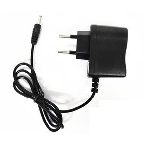 AC 100-240V DC 3.5 4.2V 3.7V 500MA Adapter Power Supply Volt Charger for 18650 Lithium Battery Flashlight