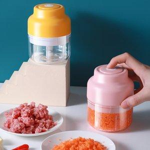 Miscelatore di ricarica wireless Miscelatore Misuratore elettrico USB Mini Blenders per cucina Baby Food Supplement Machines