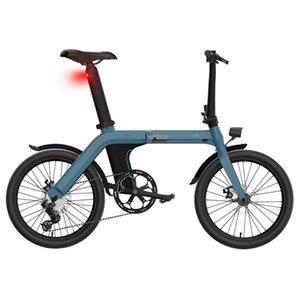EU Stock FIIDO D11 Electric Bikes Adults 250W 36V Two Wheels Electric-bicycles Portable Mini electrics Folding Bicycle