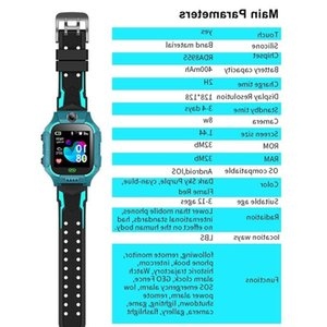 AD Smart 2G Tracker Call Waterproof Baby Children SOS Positioning Watch Kids SIM Clock Card Anti-lost watch G22 992