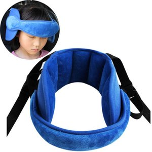 Stroller Parts & Accessories Child Safety Seat Sleep Headgear Baby Head Fixed Belt Support Comfortable Neck Travel Cart Cushion Adjustable