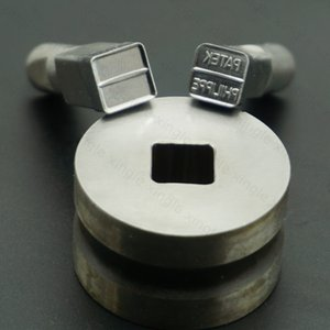 Square Milk Candy Tablet Die Press Die Tool Candy Punch Set Custom Punch Customization Cast Press For Tablet TDP Machine