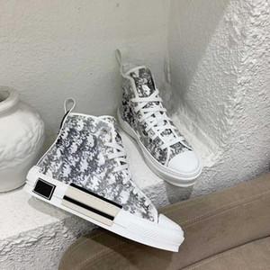 2021 B 23 Высокий низкий нарезанный Лучший наклонные пчелы мужчины женщин роскоши обувь мода пары технические кожаные дизайнеры на открытом воздухе классические кроссовки