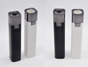 DHL Ship XPE Strong Light USB Charging Flashlight with Power Bank Function Outdoor Portable Long-range Plastic 1200mah Flashlights Torches