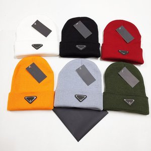 top1 Luxury beanies Hight quality men and women Wool knitted hat classical sports skull caps womens High end casual gorros Bonnet GOOSE
