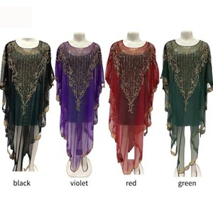 Ethnic Clothing African Dresses For Women Fashion Style Plus Size Long Dress Clothes