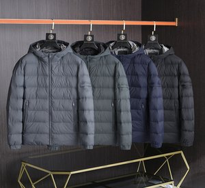 Top Quality Classic Winter Down Jacket hooded jackets Mens windproof warm coats men Outerwear thick homme fashion outdoor size S-3XL