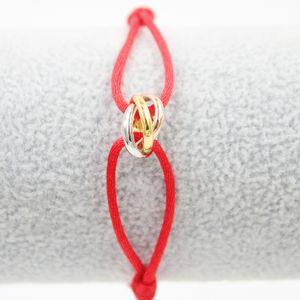 New Hot Stainless Steel Bracelet 3 Metal Buckle Ribbon Lace Up Chain Multicolor Adjustable Size Bracelet For Women Man Unisex