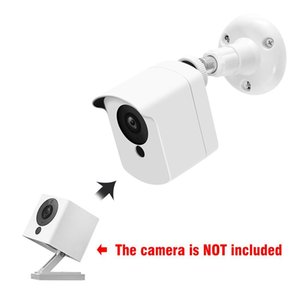 For Xiaomi Mijia Xiaofang Camera 1S Wyze Cam Wall Mount Bracket 360 Degree Adjustable Indoor Outdoor Stand Cover Case 210317