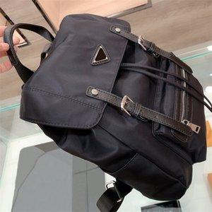 Herren Rucksack Luxurys Designer Damen Rucksäcke Unisex Vielseitige Schultaschen Reisetasche 2021 Schwarze Farbe 210110V
