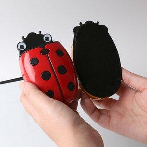 Cute Ladybug Fridge Magnetic Storage Box Eraser Whiteboard Pen Organizer Save Space Kitchen Container Holder