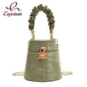 Pattern Small Bucket Bag Crossbody s for Women Fashion Purses and Handbags Luxury Female Designer Brand 210908