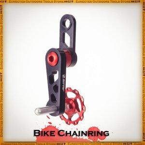 자전거 derailleurs 자전거 체인 접이식 체인 링 텐셔너 리어 그라 빌리 ur 체인 가이드 풀리 이르치니아 플레이트