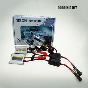 Car Headlights Dianwei Ballast Silver Suit Ultra Thin HID 55W Hernia Lamp