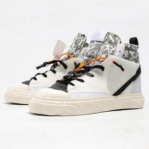 READYMADE Blazers Skate Boots for Men Skates Shoe Mens Sports Boot Women Ankle Sneakers Womens Mid Sneaker Skateboard Shoes Sport Chaussures CZ3589-100