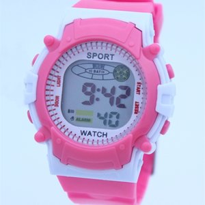 1159 multifunctional colorful sports watch electronic gift digital display children's Watch