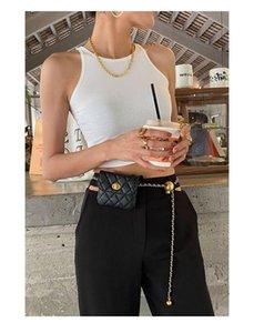 Ремни женские девушки из искусственной кожи кожаные веревки цепь мяч металлический мини-пакет сумка сумка талия пояса полоса подарок
