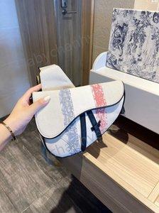 Сумка буква плечо высокое качество натуральная кожаная сумка для поперечиков седло