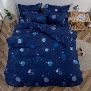 Bedding Sets Modern Geometric California King Sanding Duvet Cover Set Pillowcase Covers