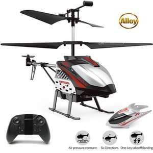Mini RC Drone Remote Control Helicopter 3.5 CH Height Holding Mode Gyro Toys High-speed Outdoor Model Drones