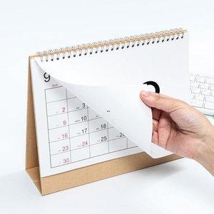 2022 Simple Desk Calendar Daily Schedule Table Agenda Organizer Office Calendars LLD10614