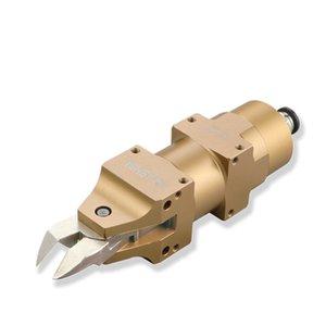 Влашин Л.Ф.-10-10ZCW Китай Поставщик Золотой вольфрамовый стальной лезвие нарезанные металлические воздушные носки для ножницы пневматические ножницы