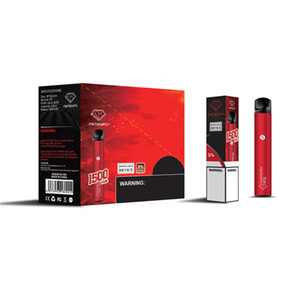 MEMENTO K18 Sigarette monouso Dispositivo POD 1500Puff 850mAh Batterys 4.8ml Pods vapori vuoti 10 colori VS Air Bar LUX MAX