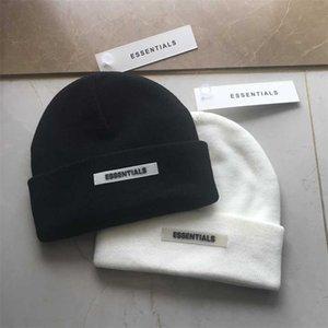 Основные фасовые шапочки зимние шляпы для женщин мужчин осень осень докер Bricless Cap дизайнер BONNETS оптом дамы аксессуары Skullcap LJ201221