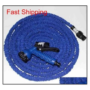 Faucets, Showers As Home & Garden75Ft 100Ft Expandable Magic Flexible Garden Aliumum Conector For Car Water Hose Pipe Plastic Hoses To Water