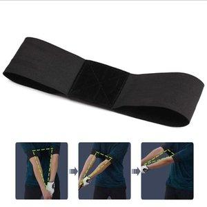 Elastic Golf Arm Posture Motion Correction Belt Beginner Training Aids Durable Accessories