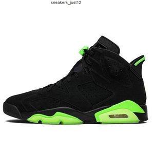 Duman Gri Teknoloji Krom 6 6 S Erkek Basketbol Ayakkabıları Carmine Quai 54 UNC Dunk Tinker Yansıtıcı Kızılötesi Tavşan Siyah Kedi DMP Spor Sneakers